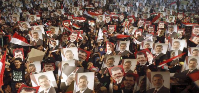 President Morsi - Symbol of Freedom, Icon for Democracy