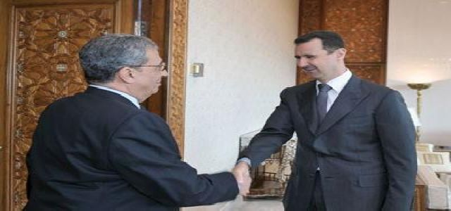 Assad calls for Arab, international moves to check IOA decision