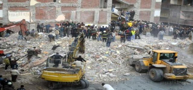 Freedom and Justice Party Demands Accountability for Negligence in Building Collapse Accident