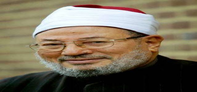 Qaradawi: Muslim Brotherhood Represents Moderate Islam, Best Group in Muslim Nation