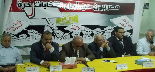 "Al-Ashal and Al-Khodairy: ""The MB's withdrawal from the elections saves Egypt's dignity which was wasted by fraud. """