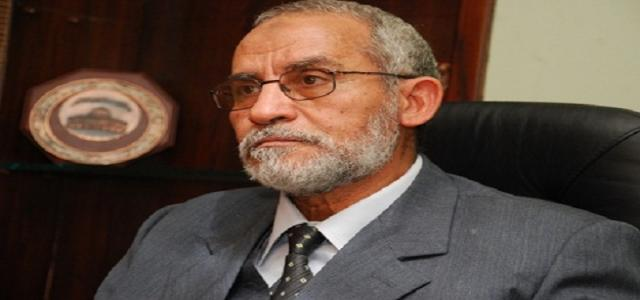 Egypt Security Forces Kill Ammar, Muslim Brotherhood Leader Badie's Son on Friday of Anger