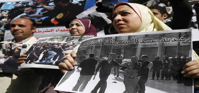 Egypt abuses emergency law with the illegal detention and torture  of student Ibrahim Mogahed