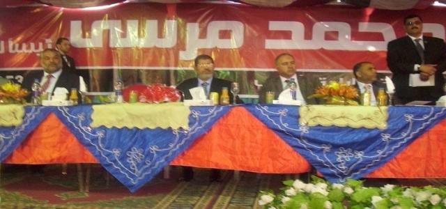 Dr. Morsi: Sinai is Priority in Nahda (Renaissance) Project