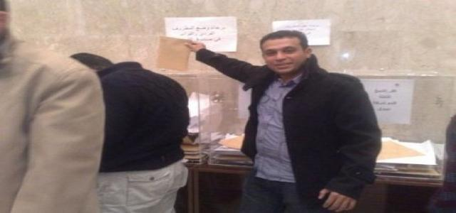 Ashri Calls on Elections Commission to Facilitate Voting for Egyptians Abroad
