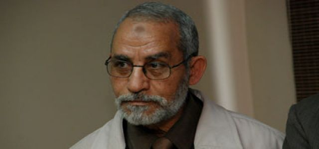 Egypt: MB Chairman slammed with travel ban.