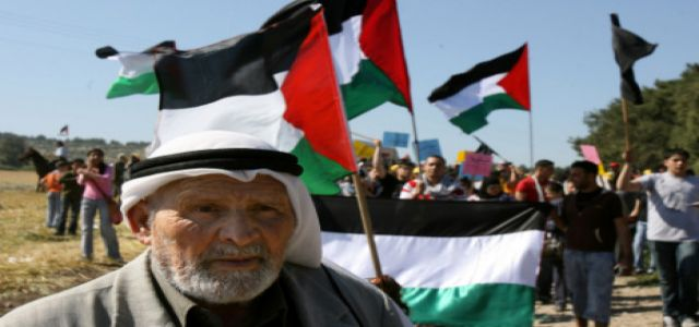 Nakba-62: we will not forget, we will not forgive