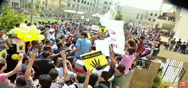 Pro-Democracy National Alliance Hails Continued Peaceful Defiance Across Egypt