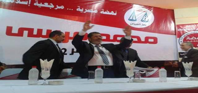 Dr. Morsi: The City of Port Said Must Once Again Be Free Zone
