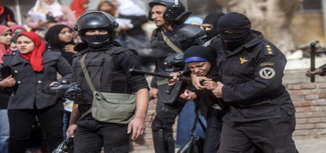 Muslim Brotherhood Spokesman's Statement on the Arrest of Three Women in Alexandria, Monday