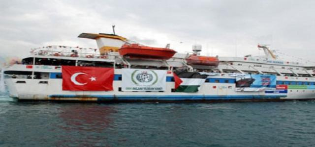 34 ships to carry aid to Gaza next April
