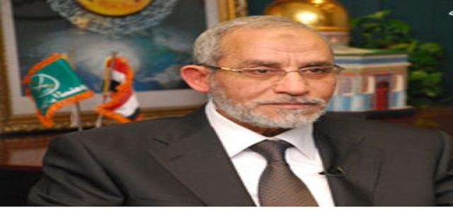 MB: We Will Respect the Will of Egyptian People Regardless of Election Results