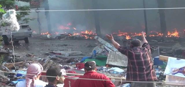 Muslim Brotherhood Marks Anniversary of Horrific Rabaa, Nahda Massacres by Coup Regime Forces