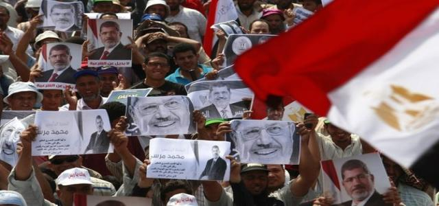 FJP, Brotherhood Leaders: Legitimacy Demonstrations Embrace All Citizens; Reject Violence
