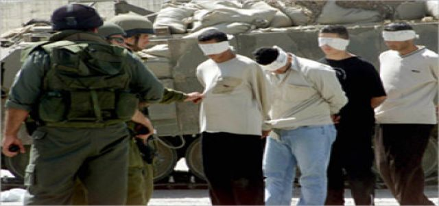 PPA: IOF soldiers detained 65 Palestinians in Al-Khalil last month