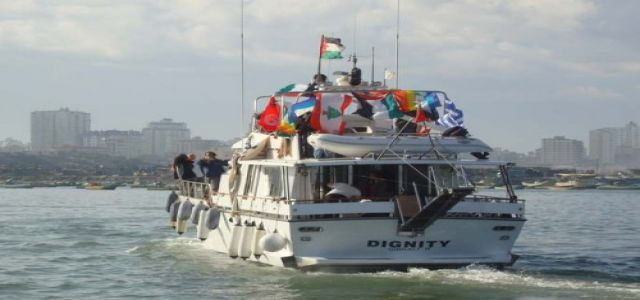 IOF attempts to disrupt the communications of some freedom fleet's vessels