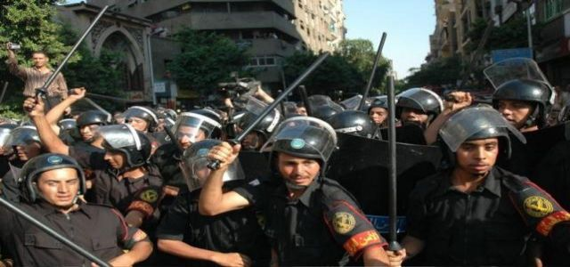 Bloggers Stifled Again in Egypt