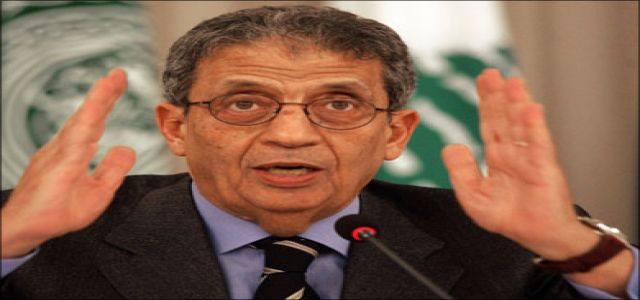 Arab League's Secretary General to visit Gaza Strip Sunday