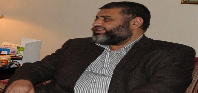 Al-Shater Urges Egypt's Stakeholders to Discuss Solution for Constituent Assembly Deadlock