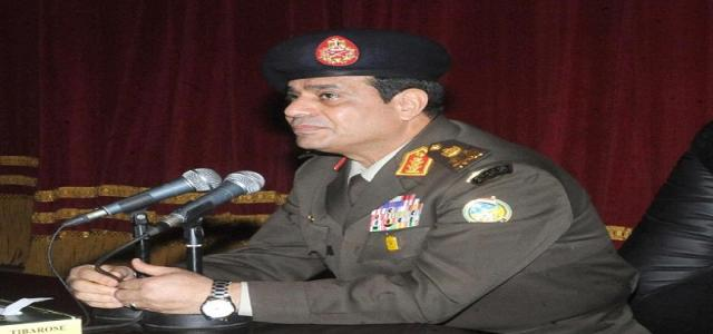 Egypt Commander-in-Chief Al-Sisi: Army Will Not Police Streets; the Ballot Box is the Solution