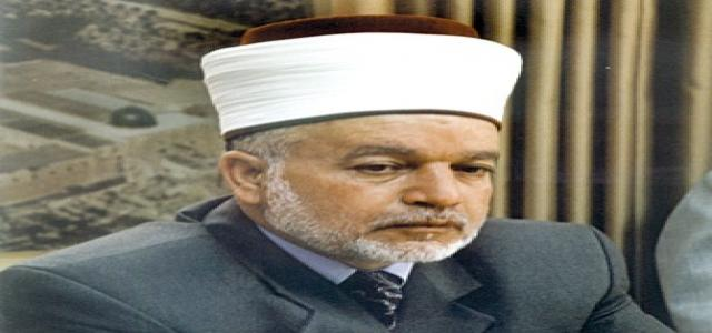 Mufti of Palestine warns of massacre inside the Aqsa Mosque