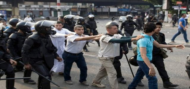 Egypt Justice Minister Issues Decision to Hold Trials in Jail for Peaceful Protest Detainees