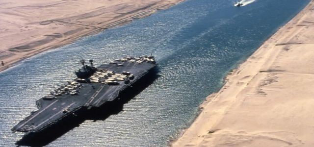 Suez Canal: Chinese, Iranian and Israeli ships decline, Americans increase