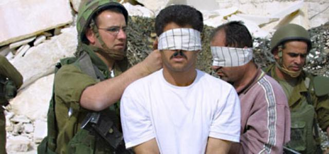 Int'l jurist: Palestinian detainees are hostages under international law