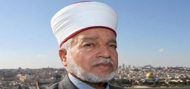 Arabs and Muslims Strongly Condemn Arrest of Jerusalem Grand Mufti