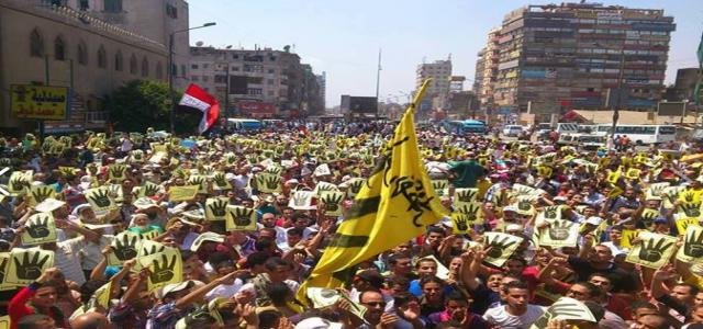 Muslim Brotherhood Rejects Al-Sisi As True Tyrant; Vows to Continue Peaceful Protest Action
