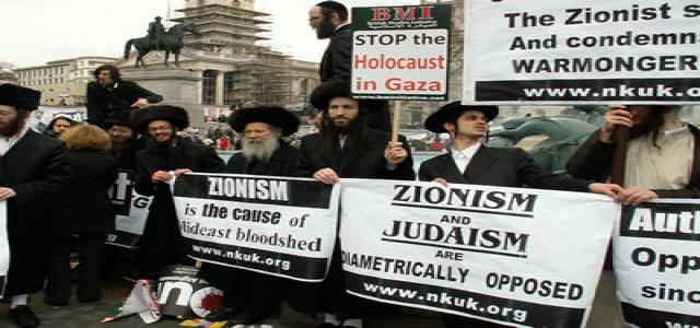 Israeli Nazism, not anti-Semitism, is the real issue