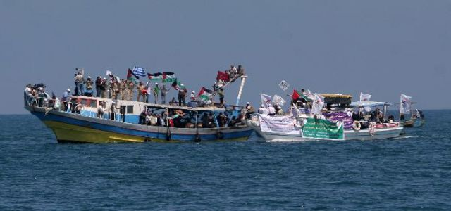 Why is Israel afraid of a few boats?