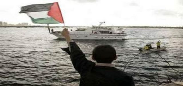 Israel trying to dissuade Irish ship from sailing to Gaza