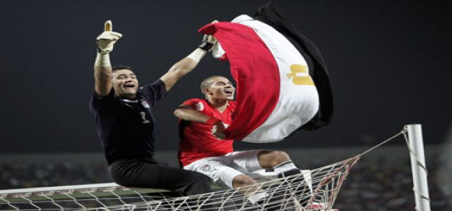 Egypt looks for three in a row at African Cup of Nations