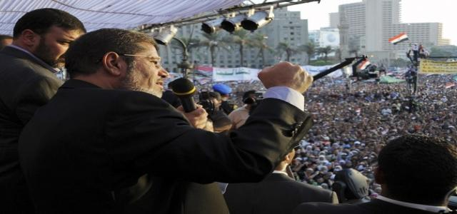 President Mohamed Morsi's Speech in Tahrir Square, Friday June 29, 2012