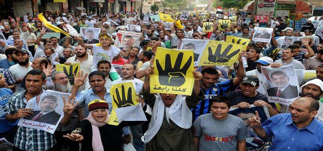 Anti-Coup Coalition to All Egyptians: Save Egypt Real Future