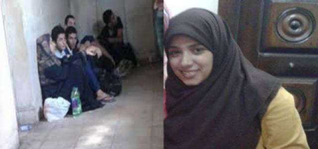 Students Against The Coup – Mansoura University: First Girl in Egypt Military Trial