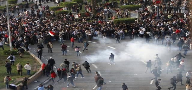 Day of Rage Digest Egyptians in Action January 25th