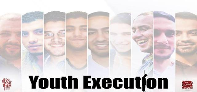 Rights Group Condemns Death Sentences Against Clearly Innocent Anti-Coup Mansoura Youths