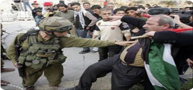IOF soldiers shoot & wound six Palestinian citizens