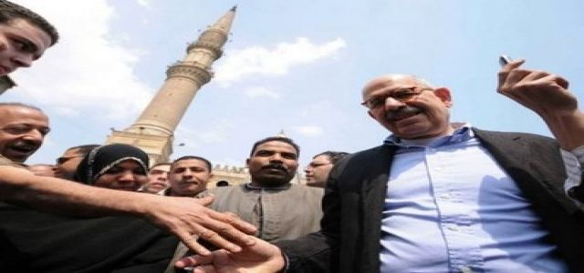 El-Baradei: Israel only understands the language of force