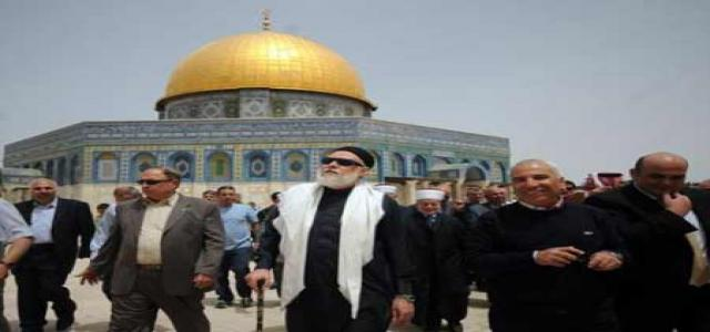 Muslim Brotherhood and FJP Views on the Grand Mufti's visit to Jerusalem under occupation