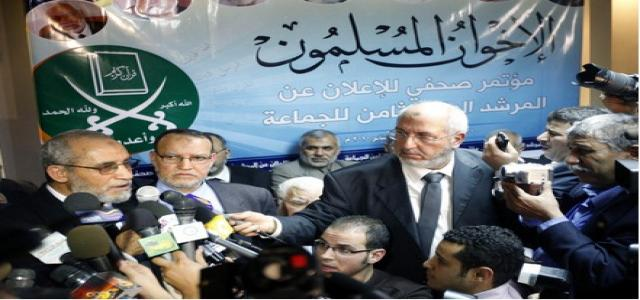 MB: We have no intentions of nominating members for presidency or interim gov't