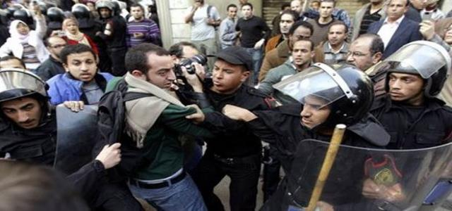 Arab Media Freedom Monitor Annual Report: 100 Journalists Jailed in 2015