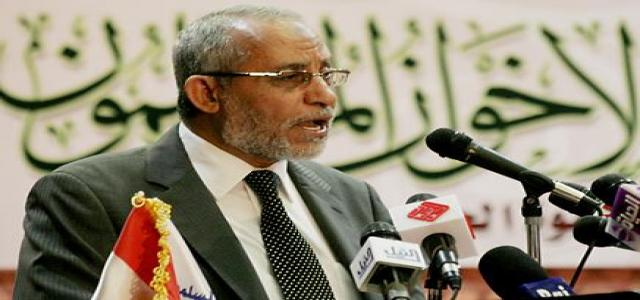 Muslim Brotherhood: Transferring Power from SCAF Should Take Place after Formation of Constitutional Bodies