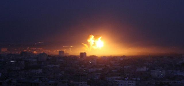 Israeli occupation airstrikes on Gaza result in 11 casualties