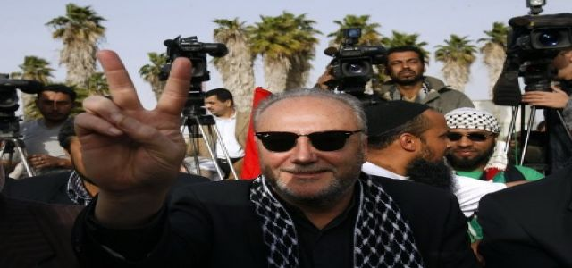 Interview with British MP George Galloway from Viva Palestina convoy
