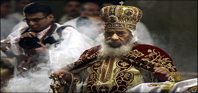 Pope Shenouda objects to Bio Research Center's minority report