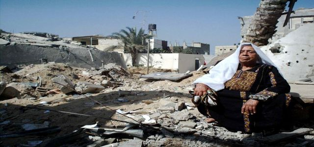 Sakka: World responsible for Gaza's humanitarian disaster