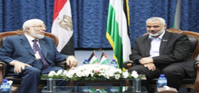 MB Delegation Congratulates Hamas on Prisoner Swap